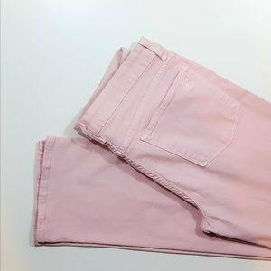 CJ Cookie Johnson Faith Straight Jeans